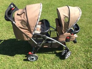 Safety 1st Tandem Double Stroller