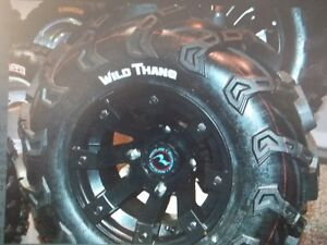 KNAPPS   HAS LOWEST PRICE ON WILD THANG ATV TIRES  !!