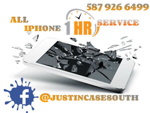 IPHONE 4/4S 5/5C/5S/ 6/6+ 7/7+ 8/8+ 1 HOUR SCREEN REPAIR SERVICE