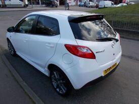 Mazda 2 SPORT COLOUR EDITION (white) 2014