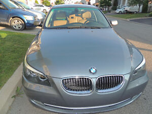 "2008 BMW 528 xi ""EXTENDED WARRANTY TILL JULY 2017"""