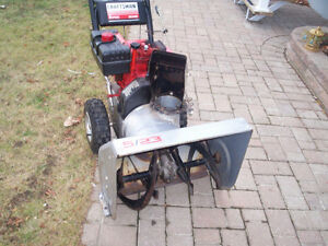 Free Removal & Cash Paid - Old Snowblowers