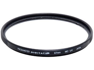 67mm. filtro UV MC Promaster Digital. Ultra Violet filter.