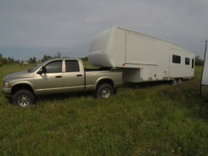 30ft camper for rent (sleeps 4)