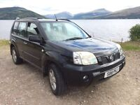 Nissan X-Trail 2.2 dCi Sport in Inveraray Argyll