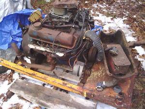 V8 Ford 360 or 361? cubic inch industrial London Ontario image 2