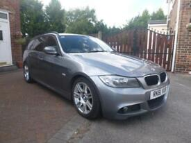 2011 61 reg BMW 320D 2.0TD 2012MY M Sport Touring Diesel Estate