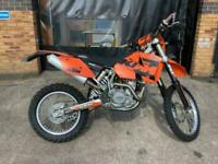 KTM 450 EXC excellent condition low hours 30 day warranty 12 months mot