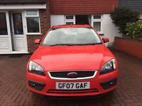 Ford Focus Zetec Climate 1.8 with LPG low mileage