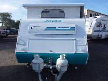 Jayco Freedom 2000 Hexham Newcastle Area Preview
