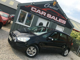 Ford S-MAX 1.6TDCi ( 115ps ) 6G ZETEC 7 SEAT MPV FINANCE & PARTX WELCOME