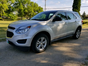 2016 equinox priced to sell quick!