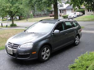 2009 VW Jetta TDI Wagon