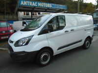 Ford Transit Custom 2.2TDCi ( 125PS ) 290 L2H1SWB