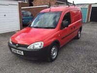 2006 Vauxhall combo 130k 12 months MOT