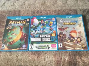Games for Nintendo Wii U