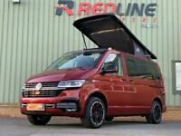 NEW VW T6.1 Fortana Redline REDLINE SPORT + Camper, New Campervan Conversion