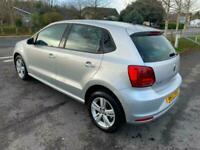 2017 Volkswagen Polo MATCH EDITION TSI Hatchback Petrol Manual