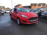 2014 Ford Fiesta 1.25 Style Hatchback 5dr