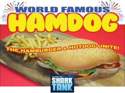 "NSW ""Hamdog"" Sole State Licence - Amazing Opportunity!"