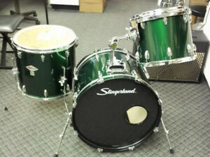 Slingerland Tre cool Sptifire drums