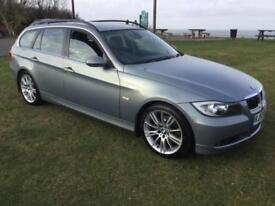 BMW 325 2.5 auto 2006MY i SE Touring