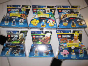 LEGO Dimensions Starter Packs A -WiiU, PS3, XBox 360 or XBox One