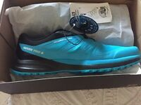 Salomon men's trail running Sense Pro 2 trainers. New in box Size 11 -UK