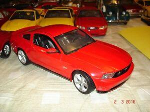 Ford Mustang GT 2010 Greenlight diecast 1/18 die cast