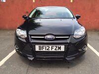 Ford Focus zetec 125 Powershift