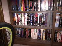 Massive VHS Collection with some written in here and some not ye