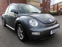 Volkswagen Beetle 1.6 (grey) 2001