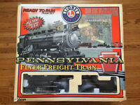 Lionel Pennsylvania Flyer with Passenger Car Expansion