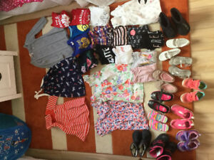 Girls lot size 2 (some 18-24)