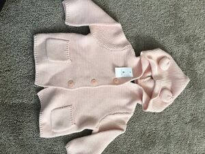 Brand new with tags baby gap sweater, 6-12m