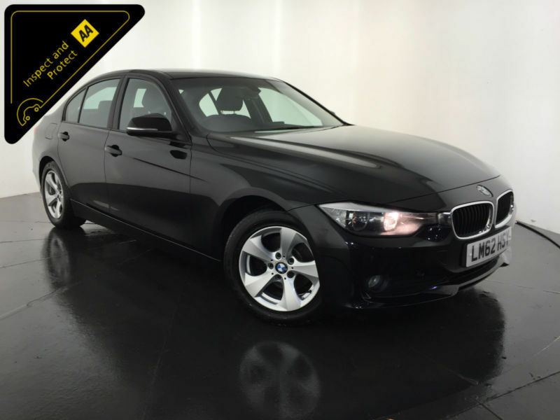 2012 62 BMW 320D EFFICIENT DYNAMICS 1 OWNER BMW SERVICE HISTORY FINANCE PX