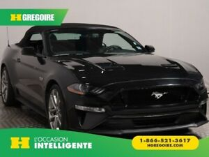 2018 Ford Mustang GT Premium CUIR TOIT NAV MAGS 20""