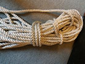 Rope 3 strand 40M x 14mm