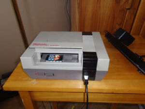 Nintendo Console With Extras