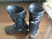 BOTTE DE MOTO ALPINESTAR S-MX PLUS grandeur 12