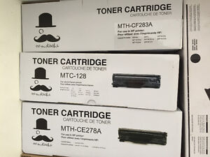 Toner Cartridge neuf pour HP, Canon, Brother ,....