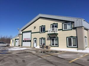 Large Shop for Rent in Perth, ON