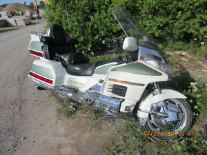 Honda Goldwing 25th anniversary for sale