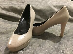 Rockport Adiprene Platform Pump- like new!! (9)