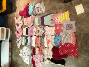 59pc Baby Girl Bundle