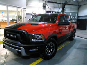 2017 RAM REBEL- TAXES INCLUSES -full