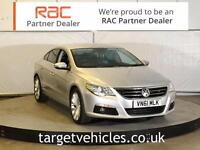 VOLKSWAGEN PASSAT CC 2.0TDI ( 140ps ) BLUEMOTION TECH GT ~EXCELLENT SPEC~
