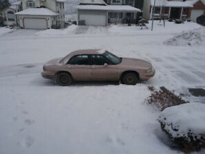 REDUCED 1999 Buick lesaber!!!