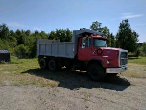 1990 dump truck neg