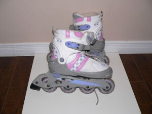 Adorable Rollerblades for Girls